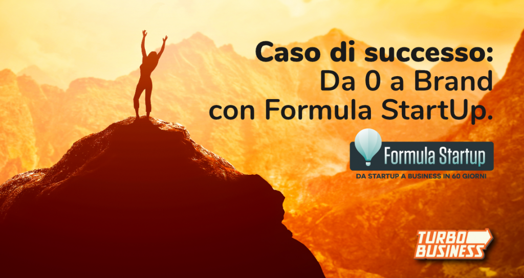 caso di successo formula startup - turbo business